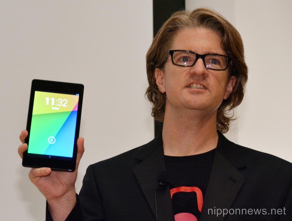 Google Nexus 7 launch in Tokyo