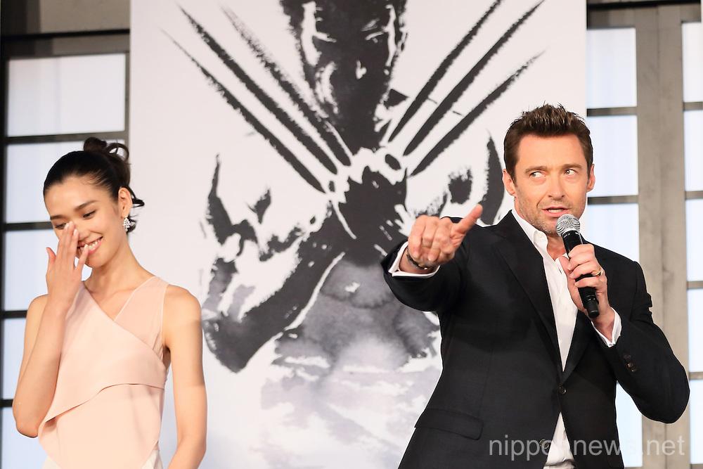 The Wolverine Japan Premiere