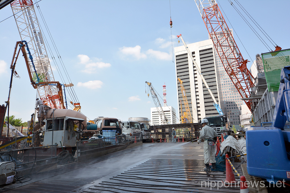 Redevelopment Project of the Otemachi District