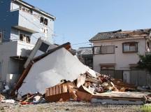 Tornado Hits Saitama Japan