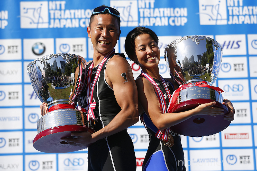 19th Annual Triathlon National Championships Tokyo Port