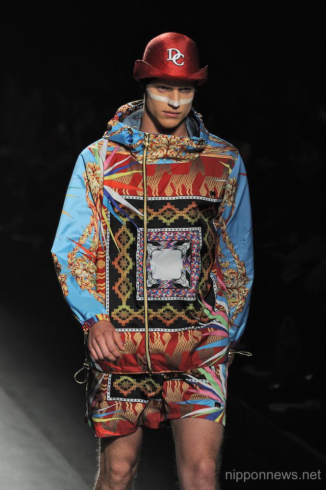 DRESSCAMP - Mercedes Benz Fashion Week Tokyo 2014 S/S