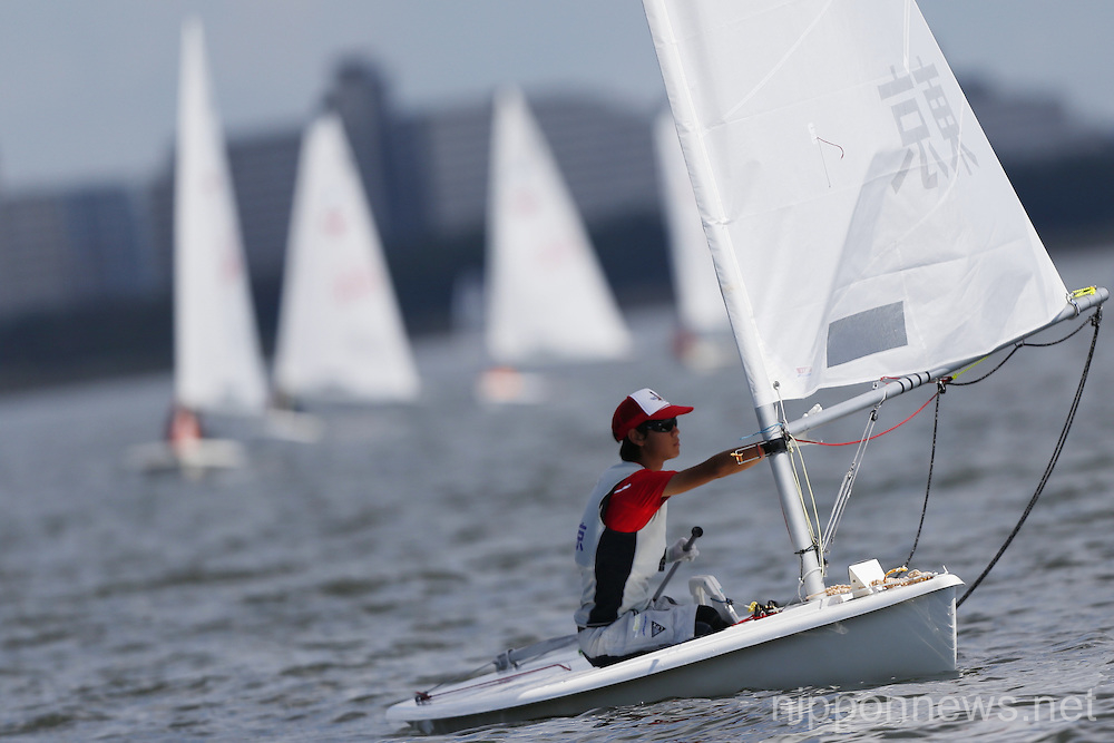 Sailing: The 68th Summer National Sports Festival