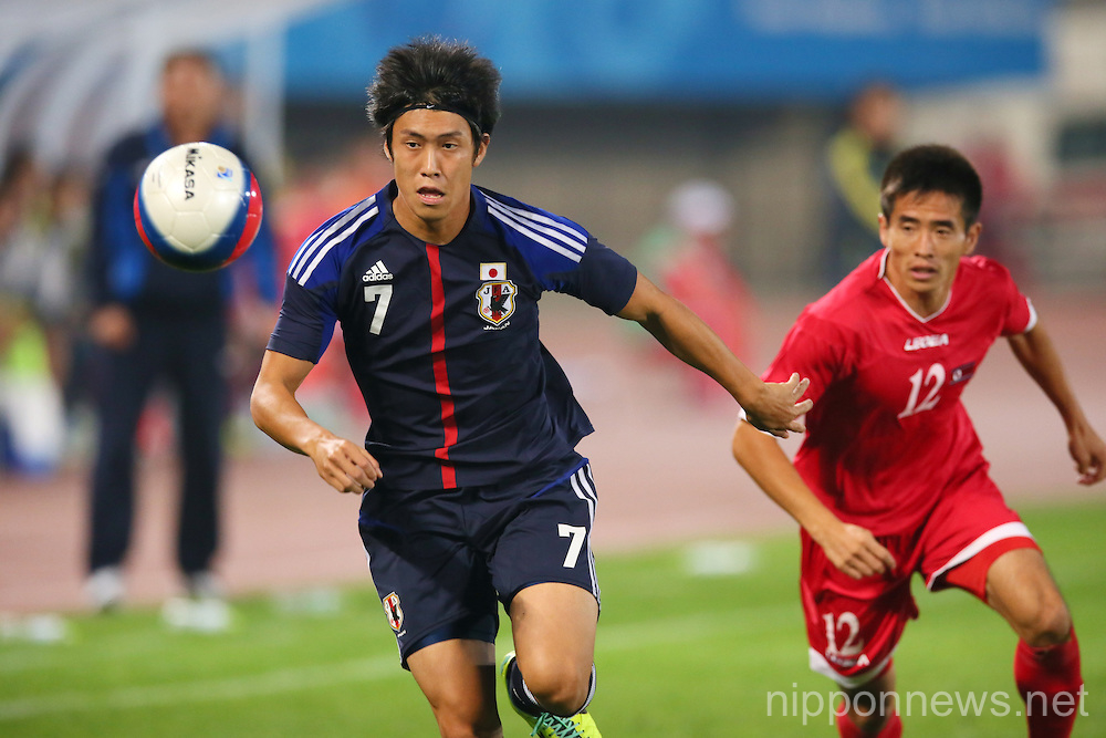 Tianjin 2013, 6th East Asian Games – Japan vs North Korea