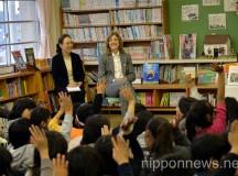 Caroline Kennedy Visits Miyagi Prefecture
