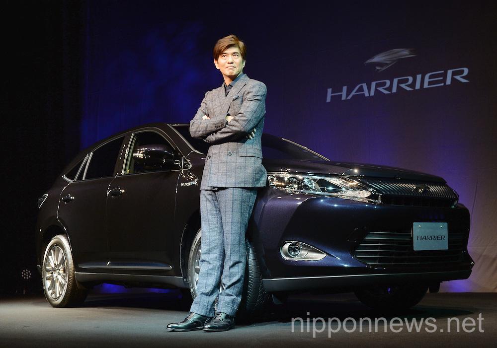 Lexus RX 2014 Unveiled in Tokyo