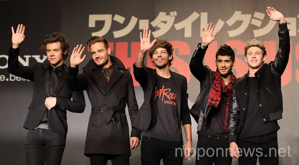 One Direction 'This Is Us' Fan Meeting