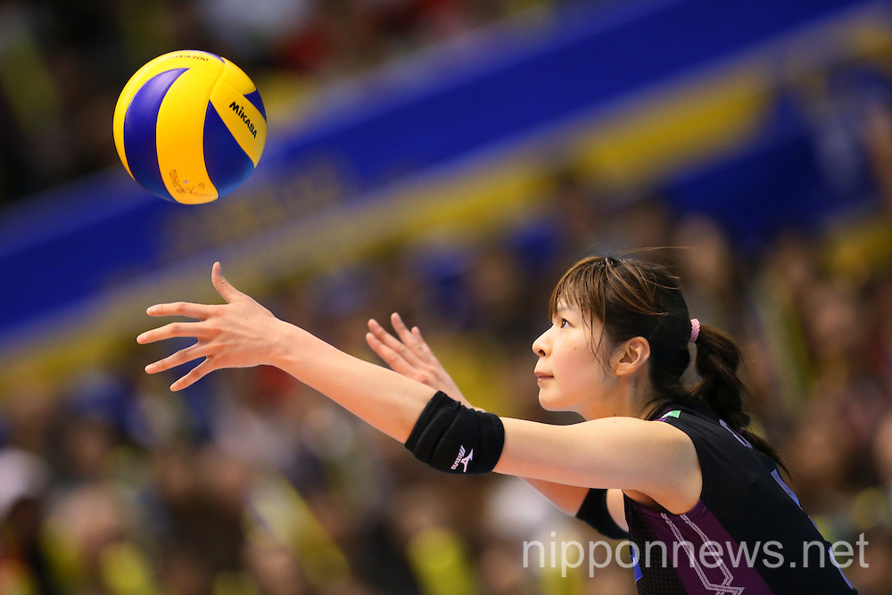 Volleyball: FIVB World Grand Champions Cup - Japan 0-3 Brazil