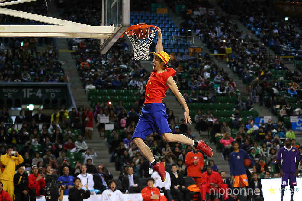 bj-league 2012-2013 Season All Star Game
