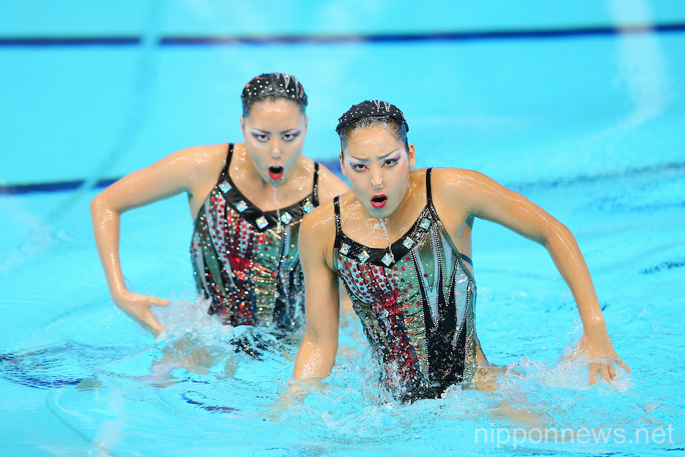 Synchronised Swimming: The 27th Summer Universiade 2013