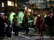 Tokyo Michiterasu 2013 Illumination in Tokyo