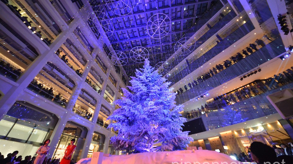 Christmas Tree at Kitte Marunouchi