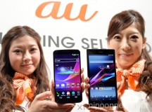New Android Smartphones and Tablets From KDDI