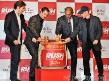 Rush Movie Press Conference