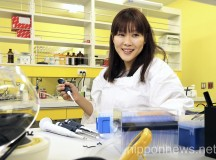 Haruko Obokata from the Riken lab in Kobe Announces Stap Cell Procedure