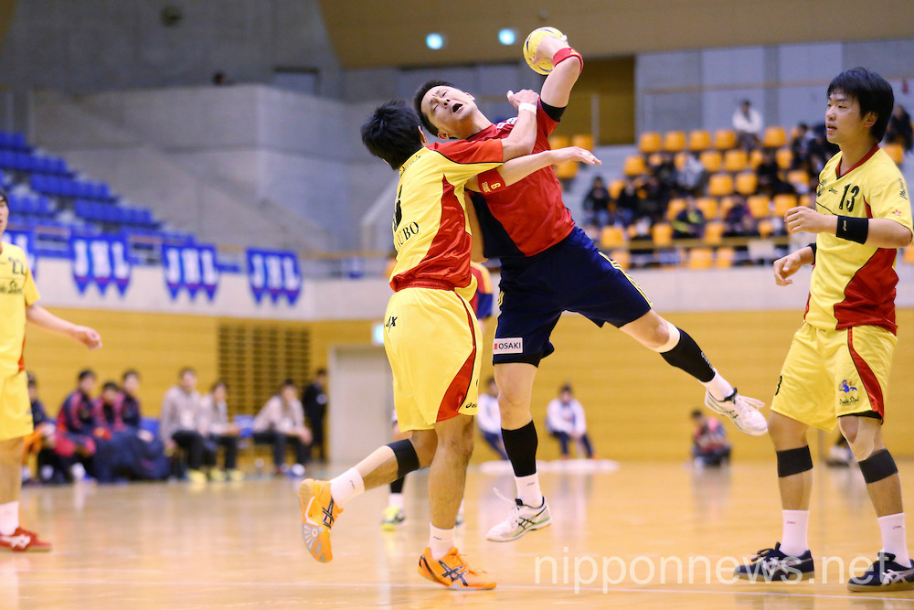 Japan Handball League 2013-2014