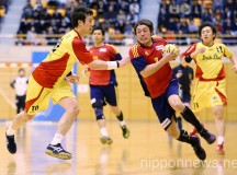 Japan Handball League 2014