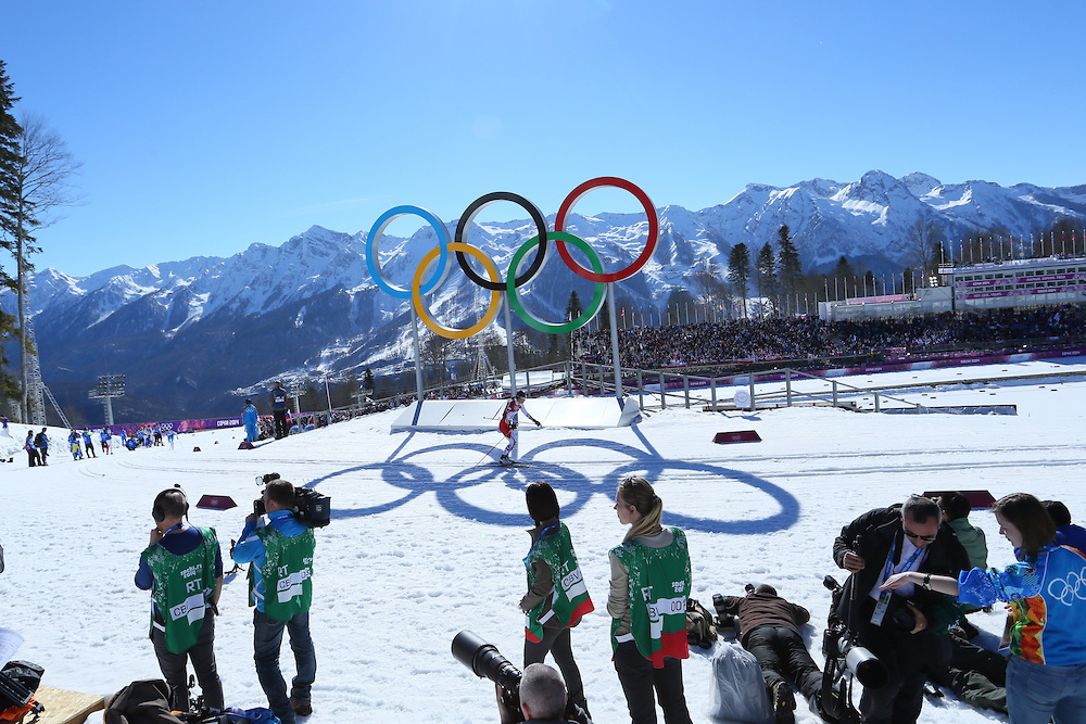 Cross Country Skiing: Sochi 2014 Olympic Winter Games