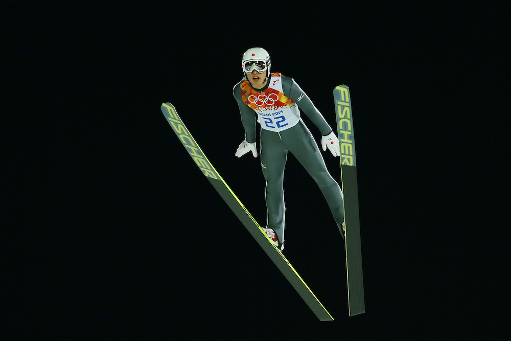 Ski Jumping: Sochi 2014 Olympic Winter Games