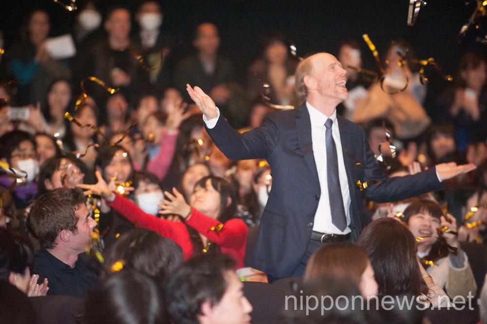 RUSH Japan Premiere