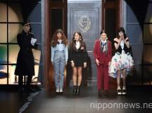 Sretsis: Mercedes-Benz Fashion Week Tokyo 2014-15 A/W