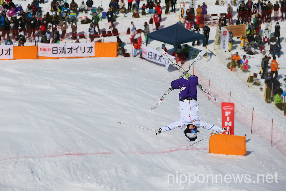 Freestyle Skiing: 34th Japan Ski Championship