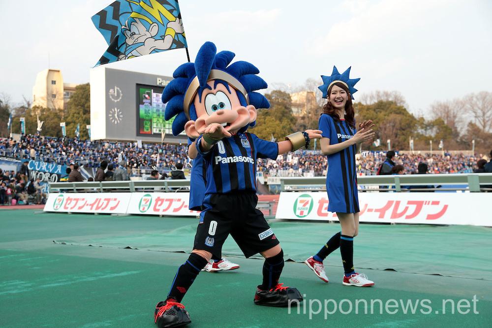 2014 J1 - Gamba Osaka 1-1 Sanfrecce Hiroshima