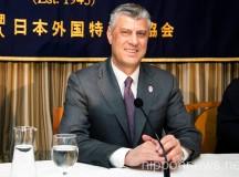 Prime Minister of the Republic of Kosovo Speaks at the FCCJ