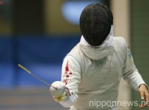 Prince Takamado Trophy Fencing Men's Foil World Cup GP 2014