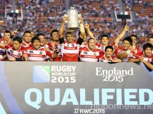 Asian 5 Nations Rugby – Japan 49-8 Hong Kong