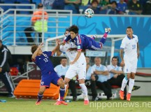 2014 FIFA World Cup Brazil: Group C – Japan 0-0 Greece