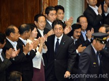 Upper Chamber Debate at the Japan National Diet