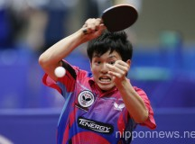 ITTF World Tour Japan Open 2014
