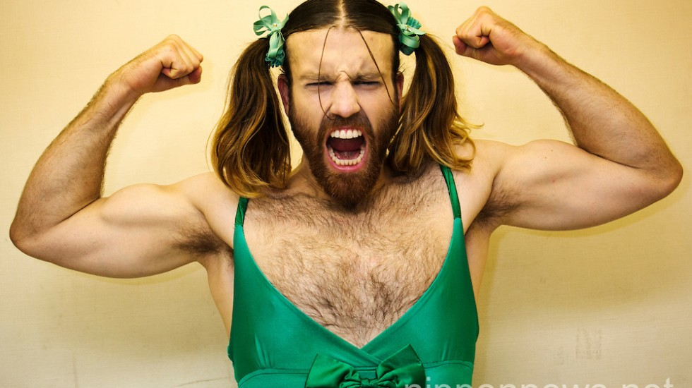 Ladybeard – Cross Dressing Heavy Metal Pop Idol and Wrestler in Tokyo