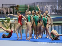 Japan Synchro Challenge Cup 2014