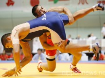 Wrestling: 2014 All-Japan Inter High School Championships