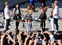 Singer Ariana Grande Performs Album My Everything