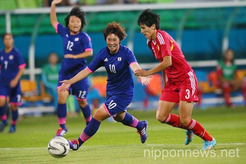 Football Soccer  Incheon Asian Games Japan Womens   China Womens
