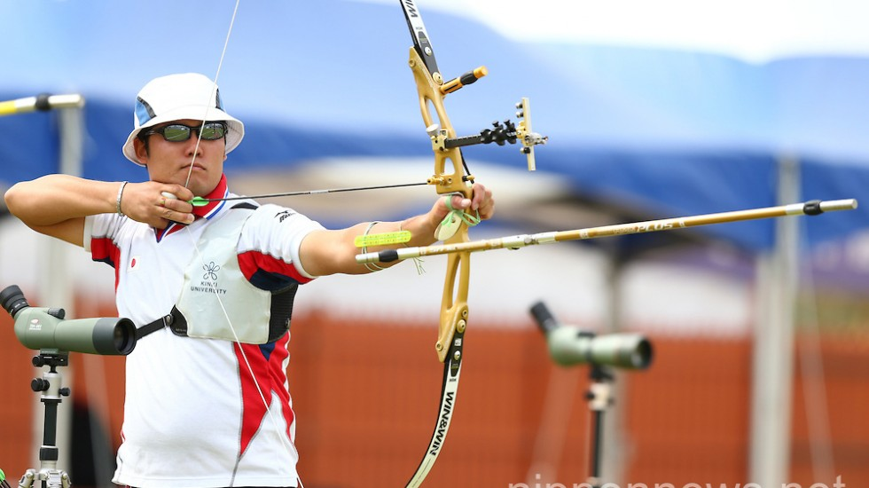 Archery: 2014 Incheon Asian Games