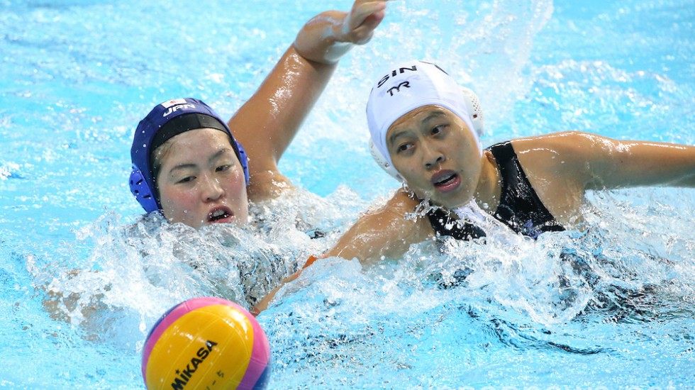 Water Polo: 2014 Incheon Asian Games