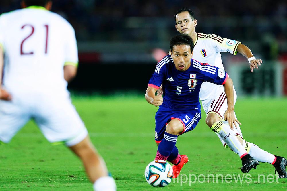 KIRIN Challenge Cup 2014 – Japan 2-2 Venezuela