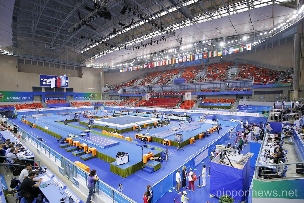 World Gymnastics