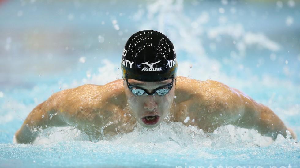 FINA/MASTBANK Swimming World Cup Tokyo 2014