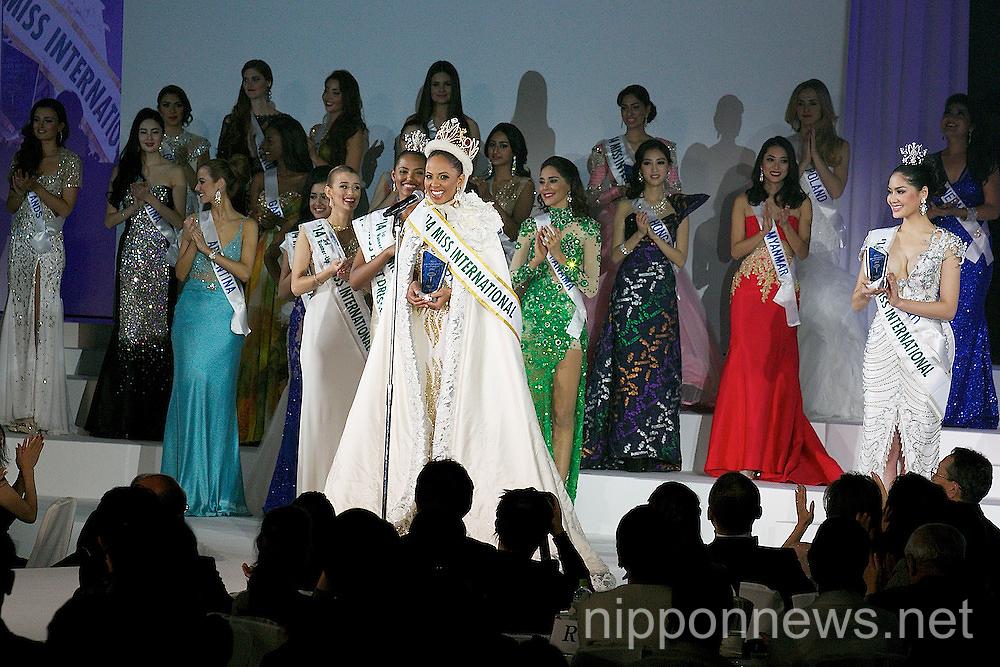 Miss International Beauty Pageant 2014