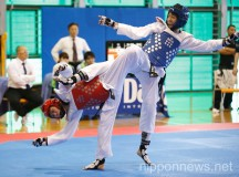 All Japan Taekwondo Championship 2015