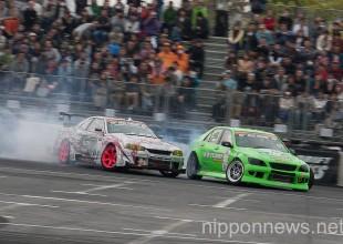 2015 Gran Tourismo D1 Grand Prix Series Round 1 in Odaiba