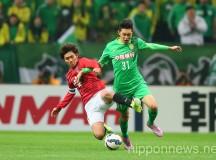 2015 AFC Champions League: Urawa Reds 1-1 Beijing Guoan