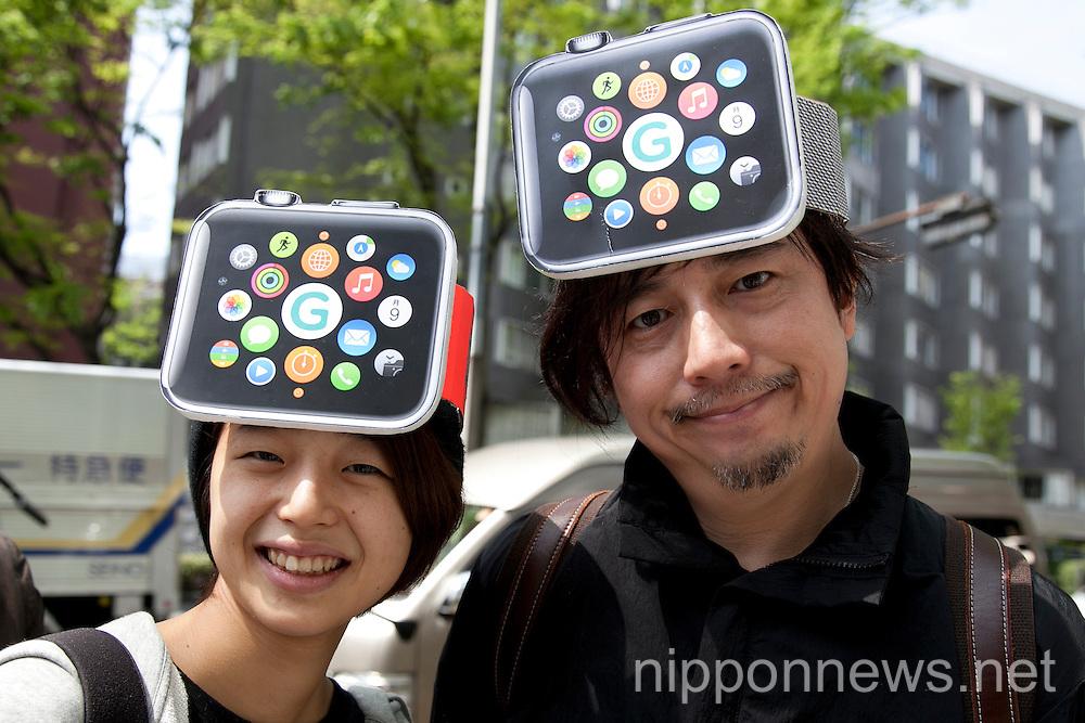 Apple Watch Goes on Sale in Japan