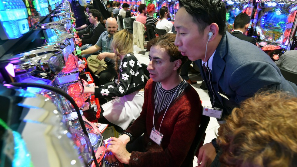 Japan Aims to Attract More Foreign Visitors to Pachinko Parlours