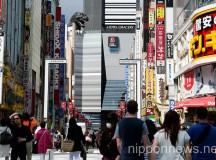 Godzilla Towers Over New Toho Cinemas Complex in Tokyo
